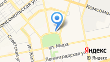GOSTI на карте