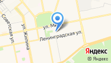 Туристский информационный центр г. Тольятти на карте