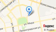 Нотариус Прокоданова С.М. на карте