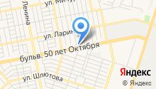 АЭС на карте