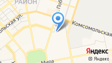 FLEXgym на карте