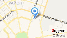 Тольяттинская академия танца на карте
