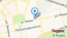 Bond на карте