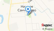 Храм в честь Архистратига Михаила на карте