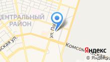 центр реабилитации вита на карте