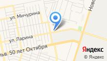 Тольятти-Глушитель на карте