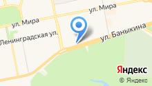 ПАРТЕК на карте