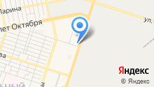 Центр Автозапчастей на карте