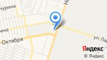 Форсаж-М на карте