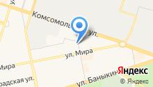 Firevision Studio на карте
