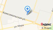 АвтоБРиЗ на карте
