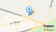 АВАНТИ на карте