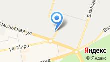 Мега-Авто на карте