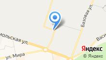 АЗС Орион на карте