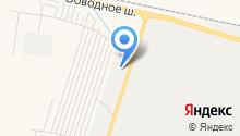 Acia на карте