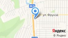 Мотель на Сызранской на карте