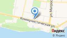 Комсомольский районный суд на карте
