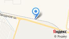 Торговый центр электрозапчасть на карте