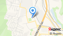 Уголовно-исполнительная инспекция ГУФСИН России по Самарской области на карте