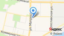 Банкомат, Банк АВБ, ПАО на карте