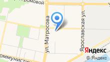 Гессен на карте