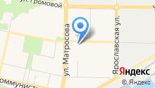 Горилка на карте