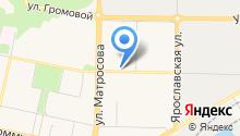 Blizko на карте