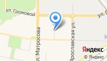Enterkey на карте