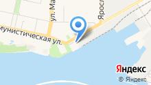ГАЗ. Детали машин на карте