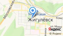 Кожно-венерологическая поликлиника на карте