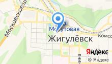 АЛЬФА-ПРИНТ на карте