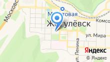 Межрайонный отдел вневедомственной охраны по г. Тольятти на карте