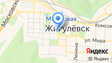 Поволжский государственный университет сервиса на карте