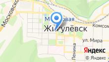 Отдел по делам несовершеннолетних и защите их прав городского округа Жигулёвск на карте