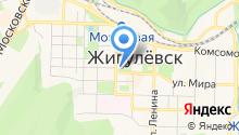 Дворец культуры г. Жигулёвска на карте