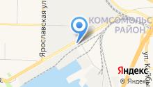 Волга Авто Запчасть на карте