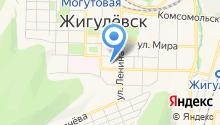 Ресурсный центр городского округа Жигулёвск на карте