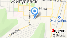 Храм во имя святого праведного Иоанна Кронштадтского на карте