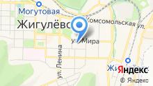 ЖГК на карте