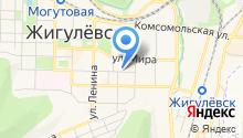 Тольяттинский государственный университет на карте