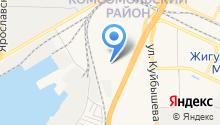 DAF Сервис в Тольятти на карте
