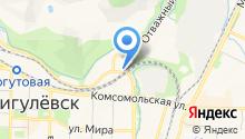 Мебель-сервис на карте