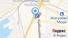 Универсал, ЗАО на карте