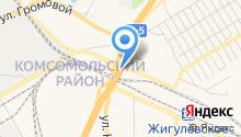 CAR-GIS Автоэлектроника на карте