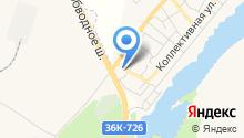 Тольятти-дизайн на карте
