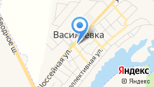 Продуктовый магазин на ул. Мира на карте