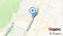 Шиномонтажная мастерская на Морквашинской на карте