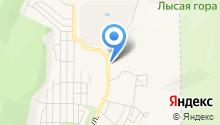 Автомойка на Морквашинской на карте