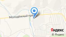ТОФРИС на карте
