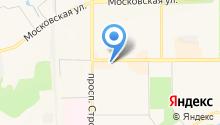 Monica на карте